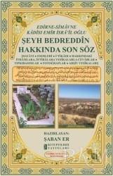 Kutup Yıldızı Yayınları - Şeyh Bedreddin Hakkında Son Söz