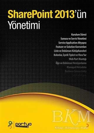 SharePoint 2013'ün Yönetimi