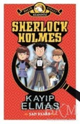 Timaş Çocuk - Sherlock Holmes - Kayıp Elmas (Ciltli)
