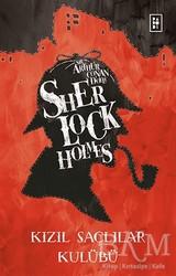 Parodi Yayınları - Sherlock Holmes - Kızıl Saçlılar Kulübü