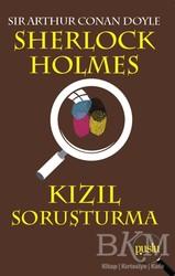 Puslu Yayıncılık - Sherlock Holmes - Kızıl Soruşturma