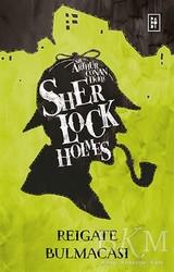 Parodi Yayınları - Sherlock Holmes - Reigate Bulmacası