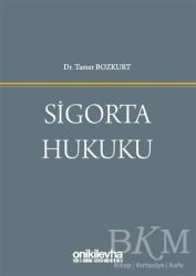 On İki Levha Yayınları - Ders Kitapları - Sigorta Hukuku