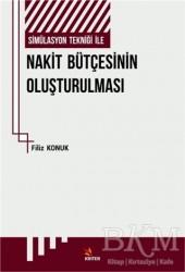 Kriter Yayınları - Simülasyon Tekniği İle Nakit Bütçesinin Oluşturulması