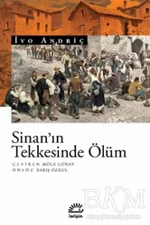 İletişim Yayınevi - Sinan'ın Tekkesinde Ölüm