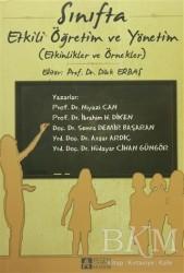 Pegem A Yayıncılık - Akademik Kitaplar - Sınıfta Etkili Öğretim ve Yönetim