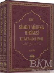 Aktaş Yayıncılık - Siracu'l Müttekin Tercümesi Kelime Manalı-İzahlı (2 Cilt Takım)