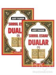 Pamuk Yayıncılık - Sırrul Esrar Dualar (2 Cilt Takım, Dua-150)