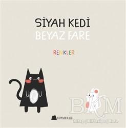 Kumdan Kale - Siyah Kedi Beyaz Kedi - Renkler