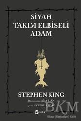 İnka Yayınları - Siyah Takım Elbiseli Adam
