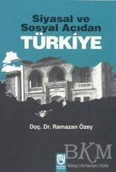 Marifet Yayınları - Siyasal ve Sosyal Açıdan Türkiye