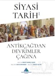 Yeditepe Üniversitesi Yayınevi - Siyasi Tarih 1
