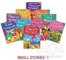 Timaş Publishing - Small Stories - 1 (10 Kitap Takım)
