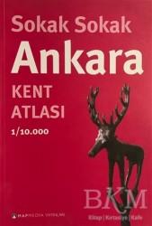 Map Medya Yayınları - Sokak Sokak Ankara
