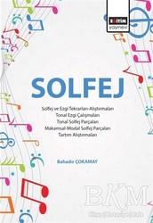 Eğitim Yayınevi - Ders Kitapları - Solfej