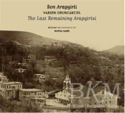 Birzamanlar Yayıncılık - Son Arapgirli: Varsen Oruncakciel