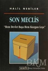 Berfin Yayınları - Son Meclis
