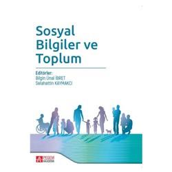 Pegem A Yayıncılık - Akademik Kitaplar - Sosyal Bilgiler ve Toplum