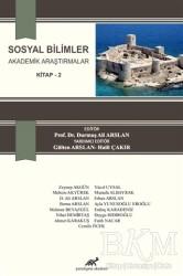Paradigma Akademi Yayınları - Akademik Kitaplar - Sosyal Bilimler Akademik Araştırmalar Kitap 2