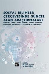 Gazi Kitabevi - Sosyal Bilimler Çerçevesinde Güncel Alan Araştırmaları