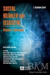 Pegem A Yayıncılık - Akademik Kitaplar - Sosyal Bilimler İçin İstatistik