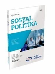 Murat Yayınları - Sosyal Politika Kod:9021 Murat Yayınları