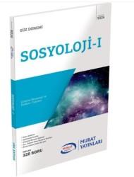 Murat Yayınları - Sosyoloji 1 Kod:9026 Murat Yayınları