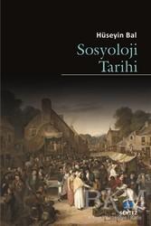 Sentez Yayınları - Sosyoloji Tarihi