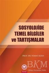 Marmara Üniversitesi İlahiyat Fakültesi Vakfı - Sosyolojide Temel Bilgiler ve Tartışmalar