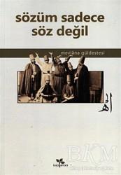Lepisma Sakkarina Yayınları - Sözüm Sadece Söz Değil