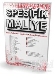 Pelikan Tıp Teknik Yayıncılık - Spesifik Maliye