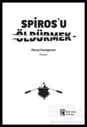 İlkim Ozan Yayınları - Spiros'u Öldürmek