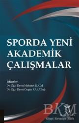 Akademisyen Kitabevi - Sporda Yeni Akademik Çalışmalar