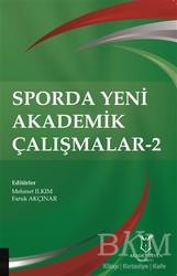 Akademisyen Kitabevi - Sporda Yeni Akademik Çalışmalar-2