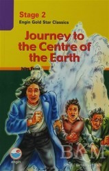 Engin Yayınevi - Stage 2 Journey to The Centre Of The Earth
