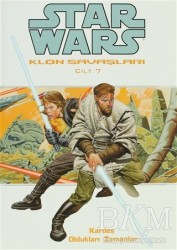JBC Yayıncılık - Star Wars Klon Savaşları Cilt: 7