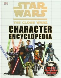 Dorling Kindersley Publishers LTD - Çocuk Kitaplar - Star Wars the Clone Wars Character Encyclopedia