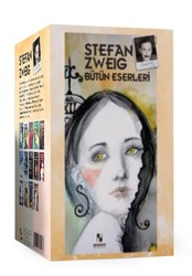 Anonim Yayıncılık - Stefan Zweig Bütün Eserleri - 14 Kitap Kutulu