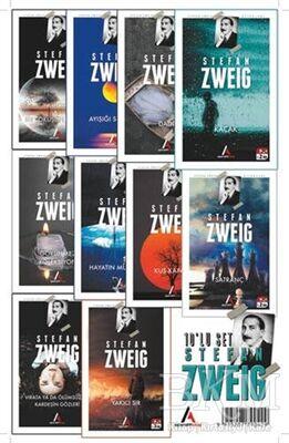 Stefan Zweig Seti 10 Kitap Takım