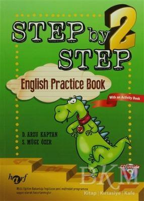 Step by Step 2: English Pratice Book CD'li