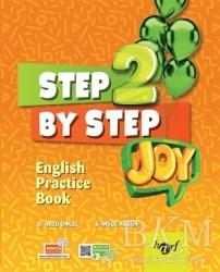 Harf Eğitim Yayıncılık - Step By Step Joy 2. Sınıf English Practice Book