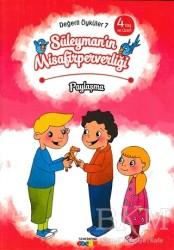 Semerkand Çocuk Yayınları - Süleyman'ın Misafirperverliği - Paylaşma