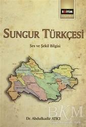 Eğitim Yayınevi - Ders Kitapları - Sungur Türkçesi