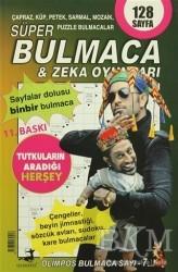 Olimpos Yayınları - Süper Bulmaca ve Zeka Oyunları 7