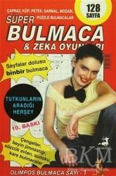 Olimpos Yayınları - Süper Bulmaca ve Zeka Oyunları 1