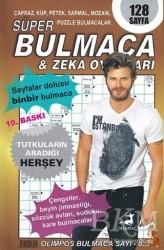 Olimpos Yayınları - Süper Bulmaca ve Zeka Oyunları 8