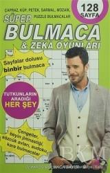 Olimpos Yayınları - Süper Bulmaca ve Zeka Oyunları 9