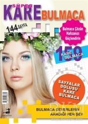 Olimpos Yayınları - Süper Kare Bulmaca