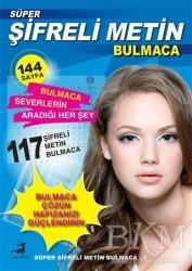 Olimpos Yayınları - Süper Şifreli Metin Bulmaca 1
