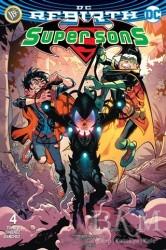 JBC Yayıncılık - Süper Sons Sayı: 4